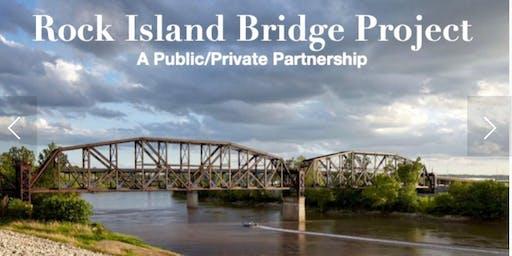 MEMBERS EVENT:  Rock Island Bridge Project Tour, Kansas City
