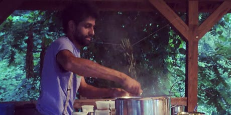 Sunil's Indian Cooking Classes  tickets