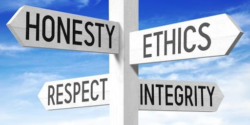 Pocket Principles – Your Ethics on an Index Card