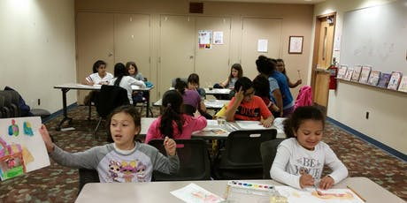 FREE CHILDREN ART CLASSES AT THE CLIFFSIDE PARK LIBRARY tickets