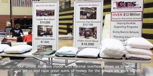 Meridian High School 4th Annual Mattress Fundraiser