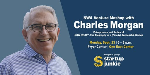 Venture Mashup with Charles Morgan