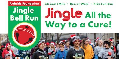 Jingle Bell Run Kick-Off Event tickets