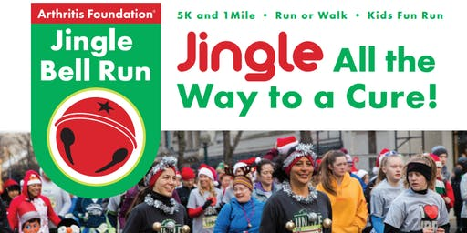 Jingle Bell Run Kick-Off Event