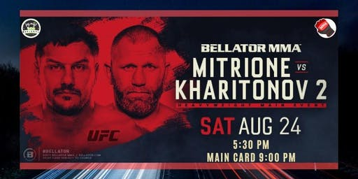 Bellator I Mitrione vs. Kharitonov 2