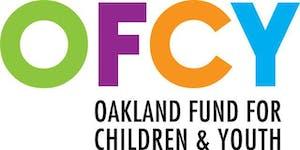FY1920 Q1 OFCY Grantee Convening - Friday, September...