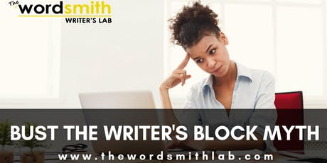 Get Past Writer's Block  tickets