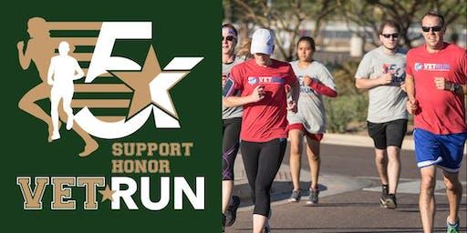 Veterans Day Ceremony & Fun Run 6th Annual