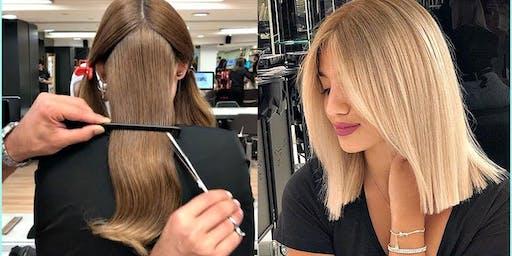 Salon Deville - Advanced women hair cutting edu