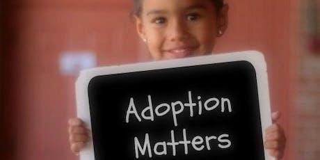 Adoption Matters Seminar - 9/30/19 tickets