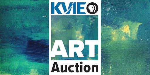 KVIE Art Auction Preview Gala, 2019