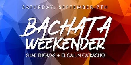 NOLA Bachata Weekender tickets