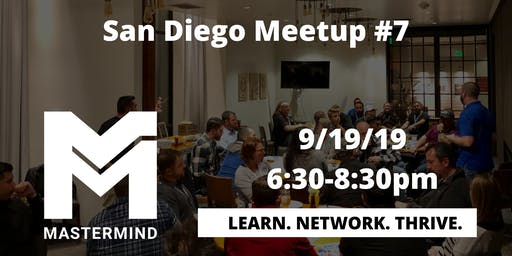 San Diego Home Service Professional Networking Meetup  #7