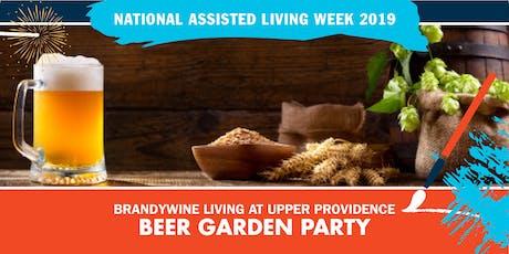 Beer Garden Party tickets
