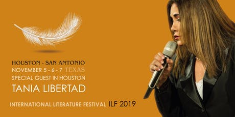 International Literature Festival Houston - San Antonio - DAY 1 tickets