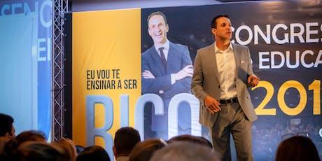 INTELIGÊNCIA FINANCEIRA - IMERSÃO PRESENCIAL ingressos