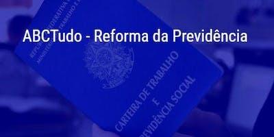 Reforma da Previdência 2019 Brasil