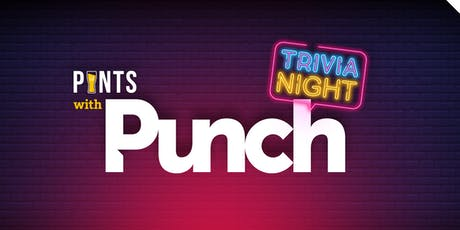 Pints with Punch: A Trivia Event for Creatives tickets