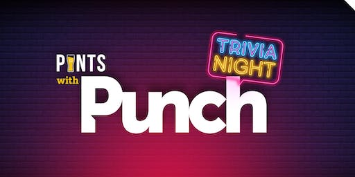 Pints with Punch: A Trivia Event for Creatives