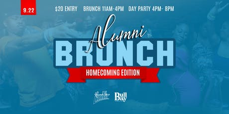 The Alumni Brunch tickets