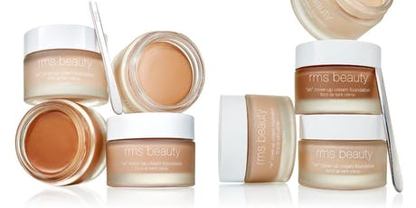 Complexion Perfection - Makeup Master Class with rms beauty tickets