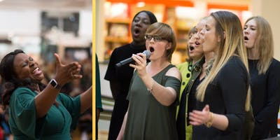 Pop-Up Gospel Choir