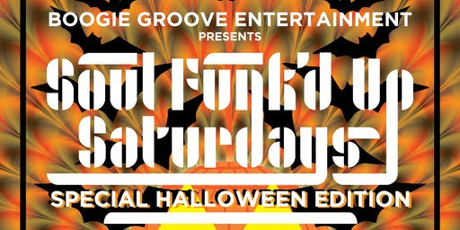 Soul Funk'd Up Saturdays: Special Halloween edition ft.Swimmer w/RADO/ More