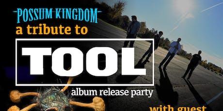 Possum Kingdom / The Agoraphobix tickets