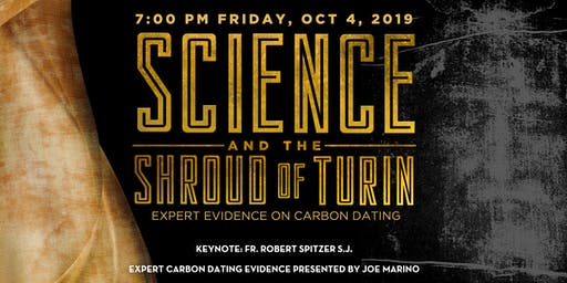 Science & The Shroud of Turin with evidence on carbon dating
