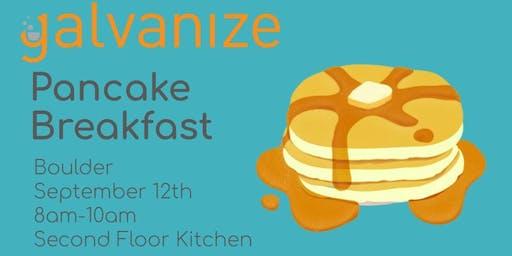 Galvanize Pancake Breakfast - Boulder