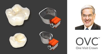 One Visit Crown (No CAD/CAM Needed) Hands-On Workshop - Kings Cross London 18 September tickets