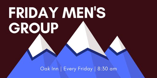 Friday Men's Bible Study