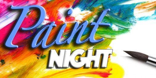 Halloween Paint Night at Soft Tail Cafe and Grill