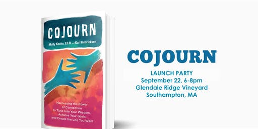 CoJourn Book Launch Party!