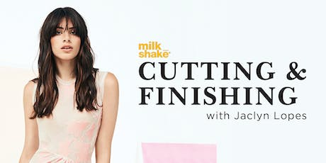 Milk_Shake: Cutting & Finishing with Jaclyn Lopes tickets
