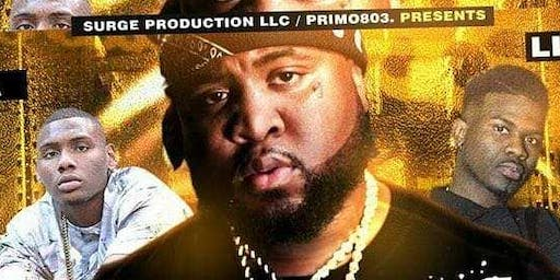 Surge Production LLC and Primo 803 Presents Thursday Takeover September 5th