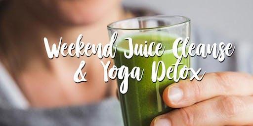 Weekend Juice Retreat Hampshire