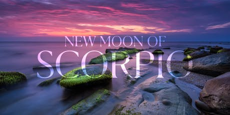 New Moon of Scorpio tickets