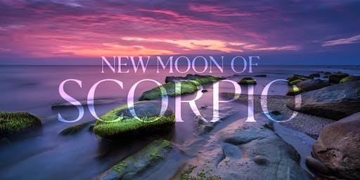 New Moon of Scorpio