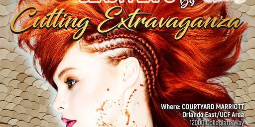First Orlando Beauty Expo by Cutting Extravaganza