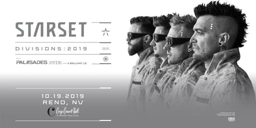 Starset, Palisades at Cargo Concert Hall