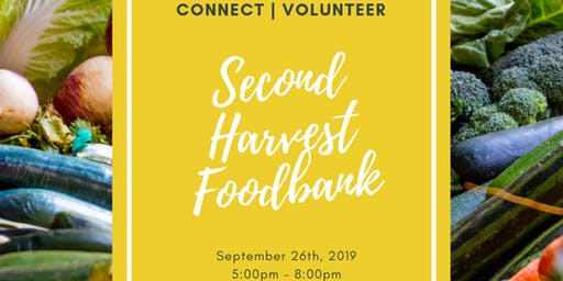 Second Harvest Foodbank | Connect Madison Volunteer Event