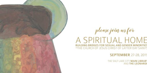 A Spiritual Home 2019 MBB & Tanner Center Forum