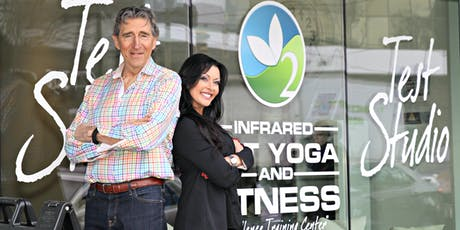 Oxygen Yoga & Fitness Toronto Franchise Info Session tickets