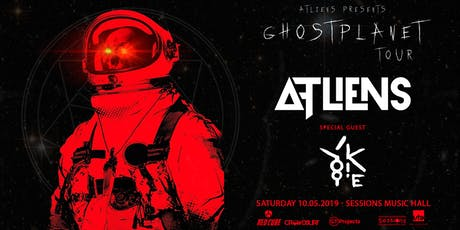 ATLiens: Ghost Planet Tour tickets