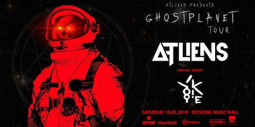 ATLiens: Ghost Planet Tour