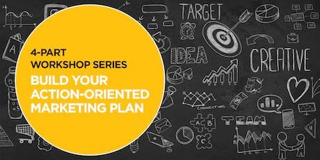 Build Your Marketing Plan Workshop Series tickets