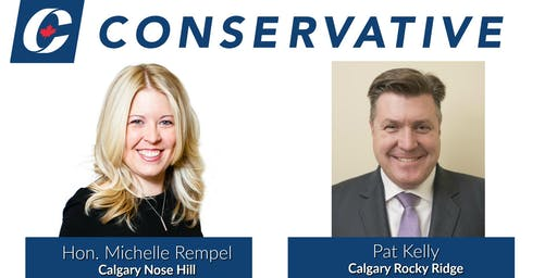 Meet and Greet with M.P.s Michelle Rempel & Pat Kelly