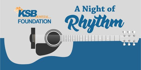 A Night of Rhythm Supporting KSB Hospital Foundation tickets