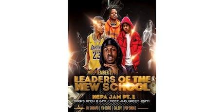 Leaders Of The New School  NEPA JAM Pt.1 tickets